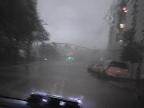 raleigh tornado pics. Downtown Raleigh Tornado