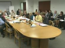 Wake County Board of Education work session