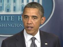Obama on U.S. withdrawal from Iraq