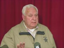 Sheriff gives update on shooting at Cumberland high school