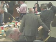 Wake boards joint meeting on school budget (pt 1)