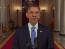 Obama responds to health care ruling