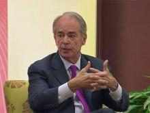 Duke CEO talks merger plans