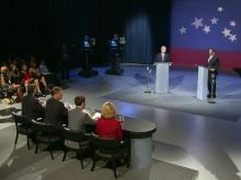 Gubernatorial debate, Oct. 3
