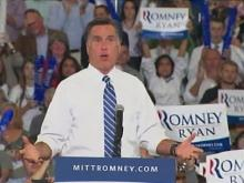 Romney makes campaign stop in Asheville