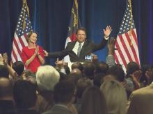 McCrory victory speech