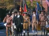 Fayetteville Veterans Day parade