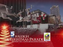 Watch the 2012 WRAL-TV Raleigh Christmas Parade