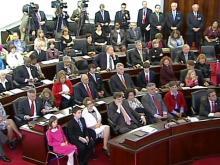 Senate opens 2013 legislative session