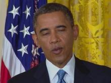 Obama news conference