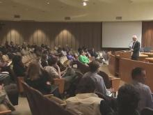 Raleigh police chief candidates' forum