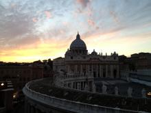 World waits for new pope