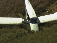 Raw: Plane crash in Granville County