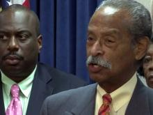 Legislative Black Caucus discusses elections bill