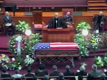 RAW: Julius Chambers funeral service