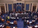 US senate vote on debt deal