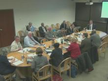 Wake school board work session, Jan. 7, 2014