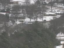 See winter weather from WRAL Tower Cam