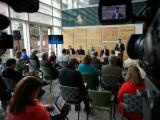 DENR news conference on coal ash ponds