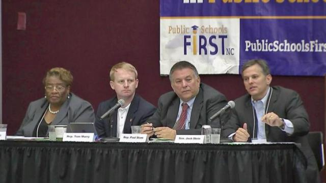 Public Schools First panel: State lawmakers