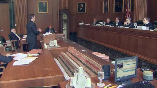 NC Supreme Court hears arguments in Duke Energy rate increase case
