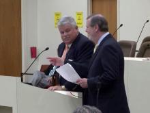 Senate committee reviews coal ash measure