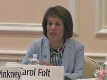 Folt: 'Complete Carolina' program will let former athletes finish degrees