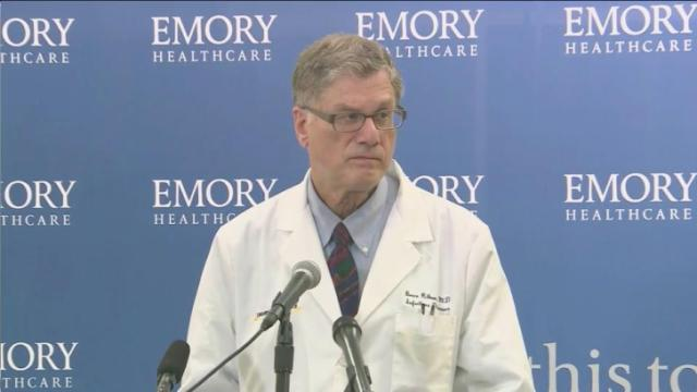 Emory Hospital to welcome Ebola patients