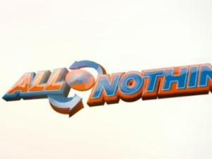 All or Nothing lottery logo