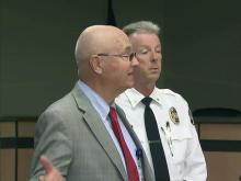 Nash authorities discuss courthouse shooting
