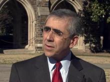 Duke VP discusses Islamic prayer controversy