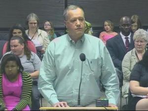 WCPSS meeting: Public comment on budget