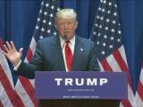 Donald Trump announces presidential run