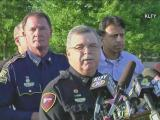 Louisiana officials provide update on theater shooting