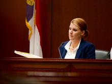Day 6, Part 2:  Joanna Madonna on trial for husband's murder