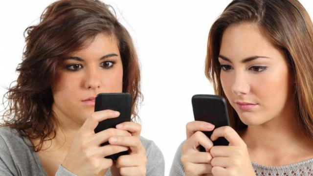 "Common Sense Media reported that some 50 percent of American teenagers feel ""addicted"" to their phones. (Deseret Photo)"