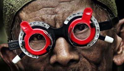 """A scene from Joshua Oppenheimer's documentary """"The Look of Silence."""" Courtesy of Drafthouse Films and Participant Media. (Deseret Photo)"""