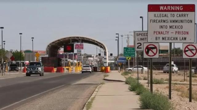 People living in the areas between the United States and Mexico do not generally favor building a wall between the two nations, according to a poll by Cronkite News, The Dallas Morning News and Univision. (Deseret Photo)