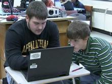 Edgecombe students 'more engaged,' thanks to laptops
