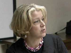 Wake County Board of Education member Debra Goldman