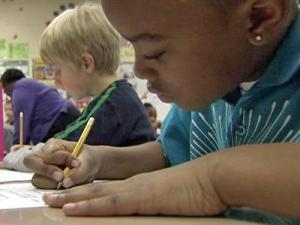 """How do you define """"smart""""? There's no single right answer, but some Wake County schools have come up with various definitions of the word to help kids learn."""