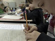 Schools shifting students to comply with law