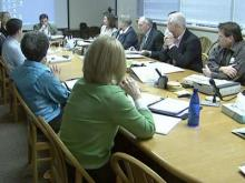 Wake committee tackles school assignments