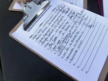 Parents sign petition for neighborhood schools