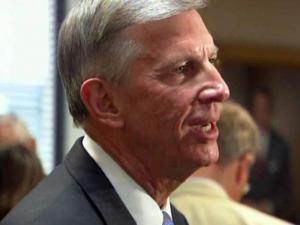 UNC President Thomas Ross