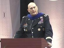 Top military commander addresses NCSU graduates