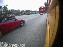 Passing a stopped school bus? Cameras could catch you