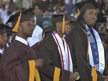 Shaw, FSU celebrate graduations
