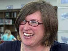 Stephanie Rhodes: WRAL Teacher of the Week