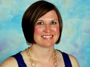 Stephanie Rhodes is the 2011 Wake County Teacher of the Year.